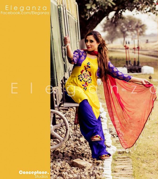 Eleganza New Spring Summer Collection 2014 for Women b