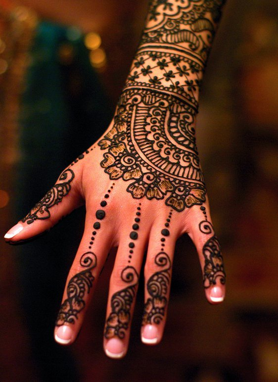Wedding Mehndi Designs - Arabian Henna Mehndi Designs Collection 2014 gt