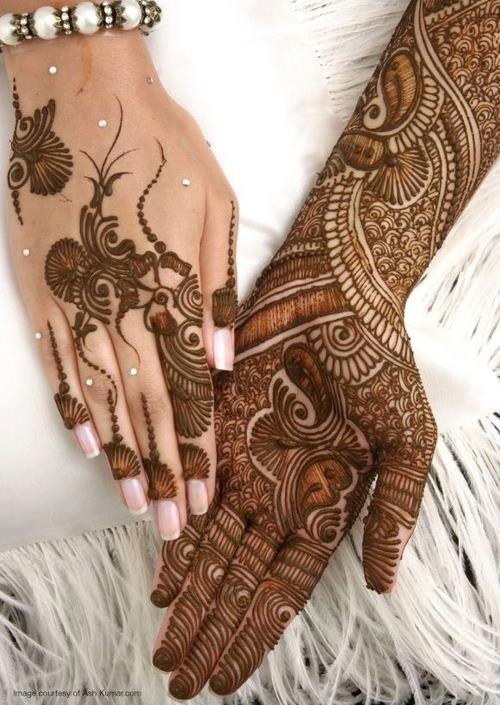 Wedding Mehndi Designs - Arabian Henna Mehndi Designs Collection 2014 hg