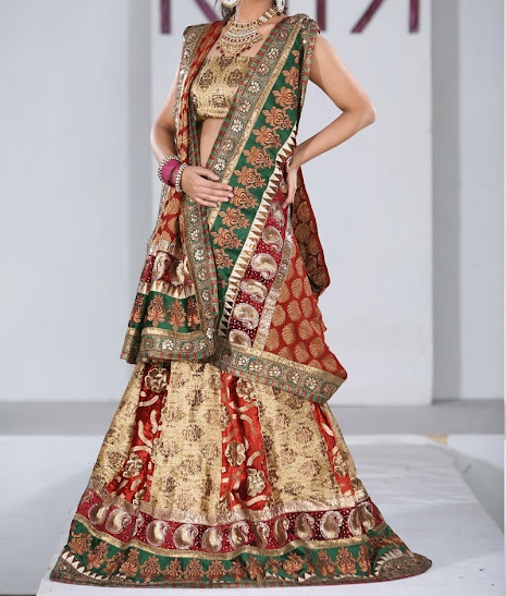 Indian-Bridal-Wedding-Dresses