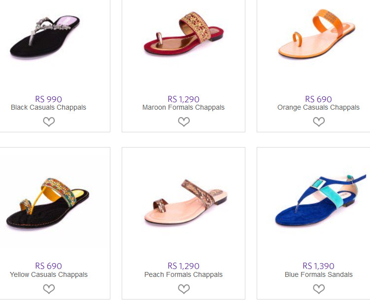 Stylo Ladies Shoes Slippers